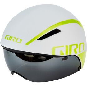 Giro Aerohead MIPS Sykkelhjelmer matte white/citron